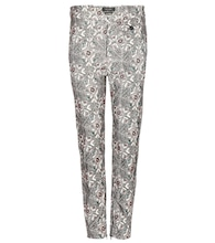 Mayeul printed cotton trousers
