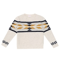 Milton merino wool sweater