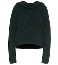 La Maille Ahwa wool-blend sweater