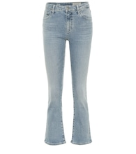 Jodi high-rise cropped jeans