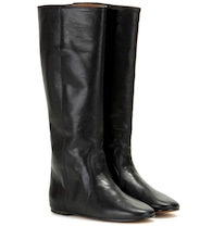 Étoile Renee leather knee-high boots