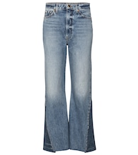 High-Rise Flared Jeans Layla