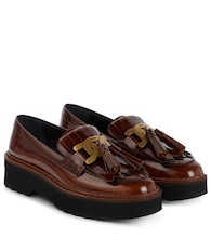 Loafers Kate aus Leder