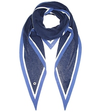 Scialle Summer Twice cashmere scarf