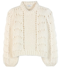 The Julliard mohair and wool sweater