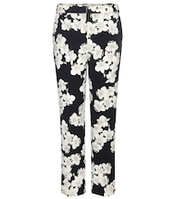 Gianna printed trousers