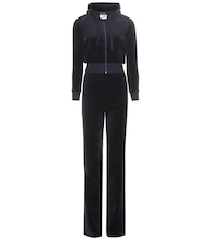 X Juicy Couture velour tracksuit