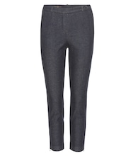 Davis cropped denim trousers