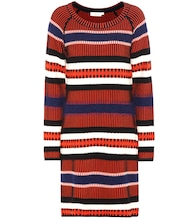 Monterey knitted sweater dress