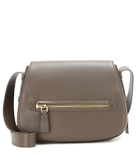 Jennifer Soft leather shoulder bag