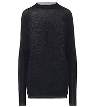 Crater wool sweater