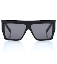 Flat-top sunglasses