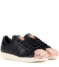 Superstar 80s Metal Toe leather sneakers