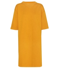 Bryony cotton-blend sweatshirt dress