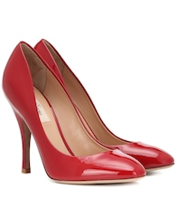 Valentino Garavani - Pumps Killer Stud in vernice
