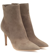 Levy 85 suede ankle boots