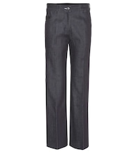 Stretch-cotton jeans