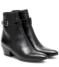 West Jodhpur 45 leather ankle boots