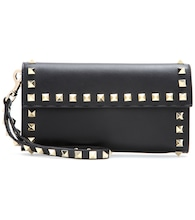 Clutch Rockstud in pelle