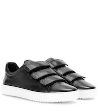 Kent leather sneakers