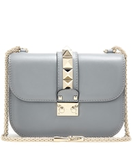 Valentino Garavani Lock Small leather shoulder bag