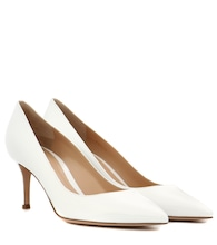 Exclusive to mytheresa.com – Gianvito 70 patent leather pumps