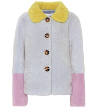 Lucia Baby shearling coat