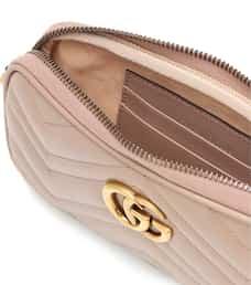 Gg Marmont Mini Camera Shoulder Bag Gucci Mytheresa