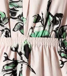 Tender Blossom cotton minidress Dorothee Schumacher Lowest Price Sale Online 0qFTvmxjZ