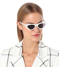 5b723036895e x Adam Selman The Last Lolita cat-eye sunglasses. Le Specs
