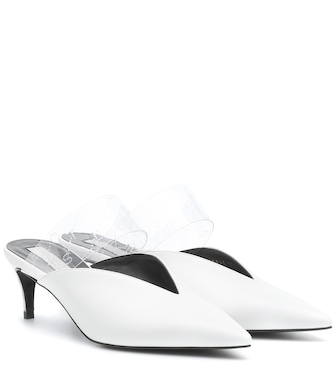Stella McCartney - Monogram mules - mytheresa.com