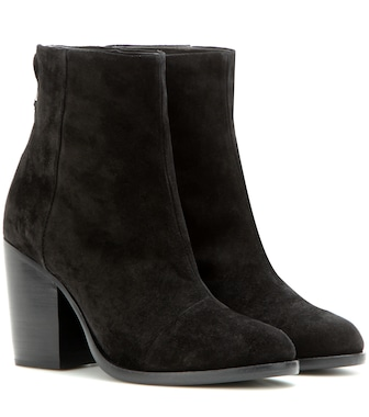 Rag & Bone - Ashby suede ankle boots - mytheresa.com