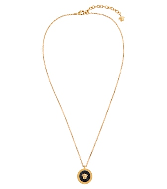 Versace - Medusa necklace - mytheresa.com