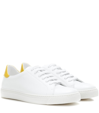 Anya Hindmarch - Sneakers Wink in pelle - mytheresa.com