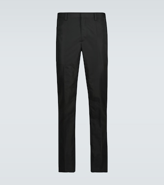 Undercover - Slim-fit technical fabric pants - mytheresa.com
