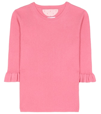 REDValentino - Cashmere and silk sweater - mytheresa.com