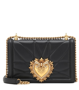 Dolce & Gabbana - Schultertasche Devotion Medium - mytheresa.com