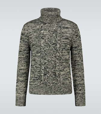 Isabel Marant - Liam cable knitted sweater - mytheresa.com