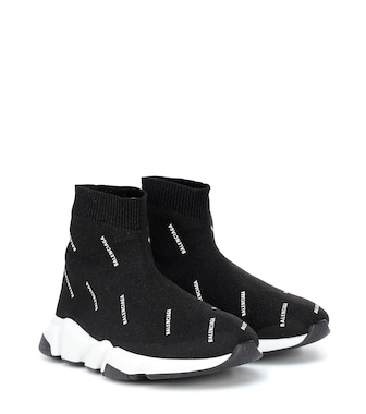 Balenciaga Kids - Baskets stretch Speed - mytheresa.com