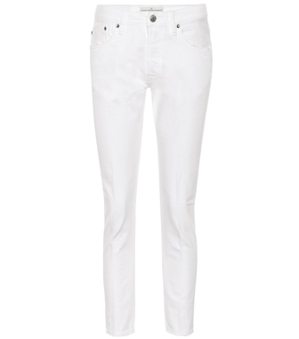Golden Goose - Jolly cropped straight jeans - mytheresa.com