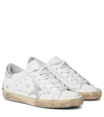 Golden Goose - Superstar leather sneakers - mytheresa.com