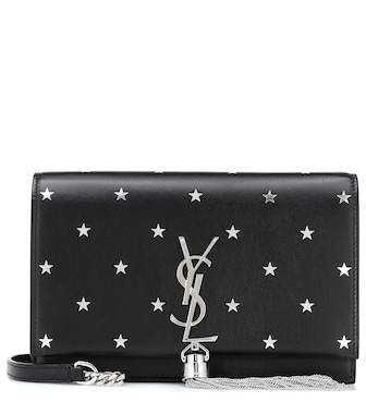 Saint Laurent - Kate leather shoulder bag - mytheresa.com