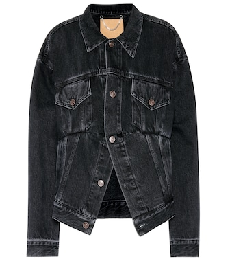 Balenciaga - Denim jacket - mytheresa.com