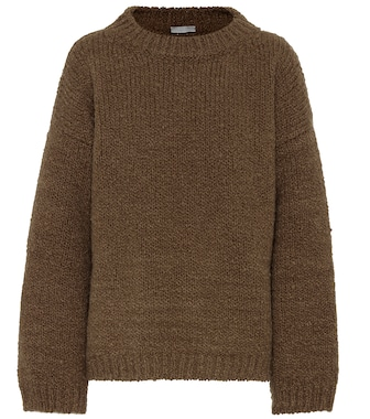 Bottega Veneta - Wool and alpaca sweater - mytheresa.com