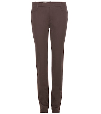 Loro Piana - Barny cotton-twill trousers - mytheresa.com