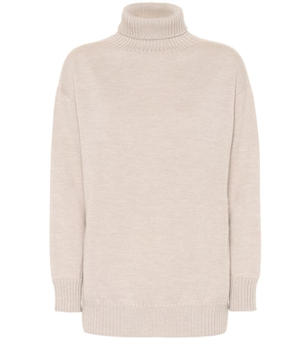 Max Mara - Leisure Certo wool sweater - mytheresa.com