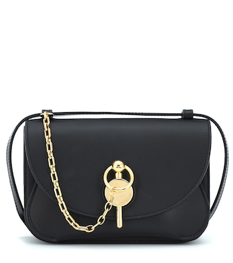 JW Anderson - Keyts Mini leather shoulder bag - mytheresa.com