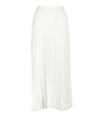 Co - Essentials pleated midi skirt - mytheresa.com