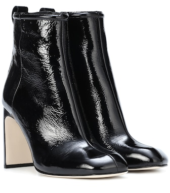 Rag & Bone - Ellis patent leather ankle boots - mytheresa.com