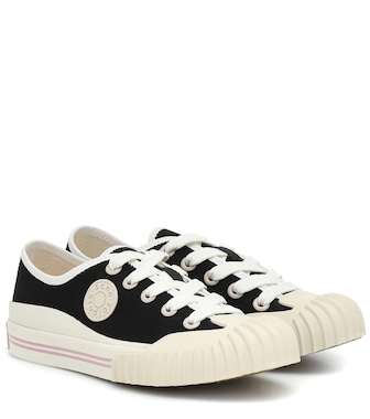 Acne Studios - Canvas sneakers - mytheresa.com
